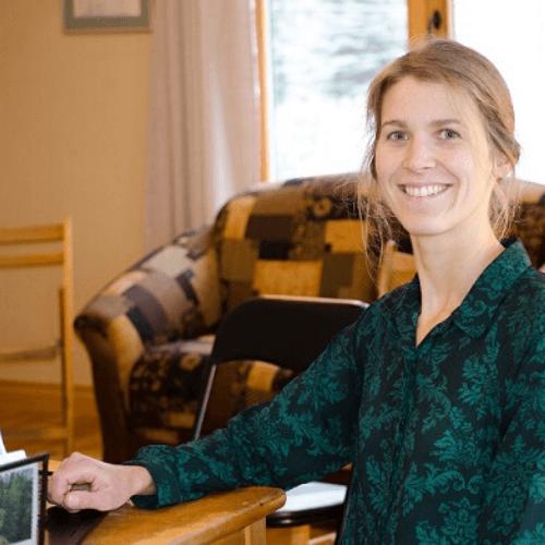 Isabelle-Dion_proprietaire-Lucarne-Verte-Amos